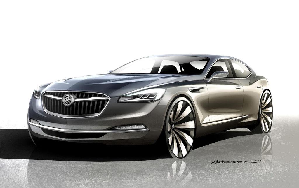 Buick Avenir Concept Cars Diseno Art