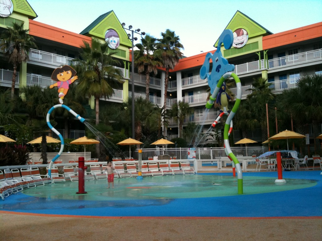 Resort Nickelodeon Suites Jr Nick