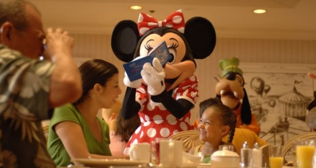 Polynesian Disneys Wallpaper Resort