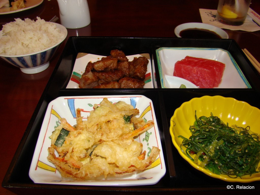 Tokyo Dining In Epcot S Japan Pavilion The Disney Food Blog