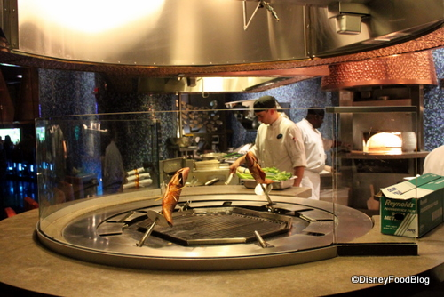 Review Todd English S Bluezoo The Disney Food Blog