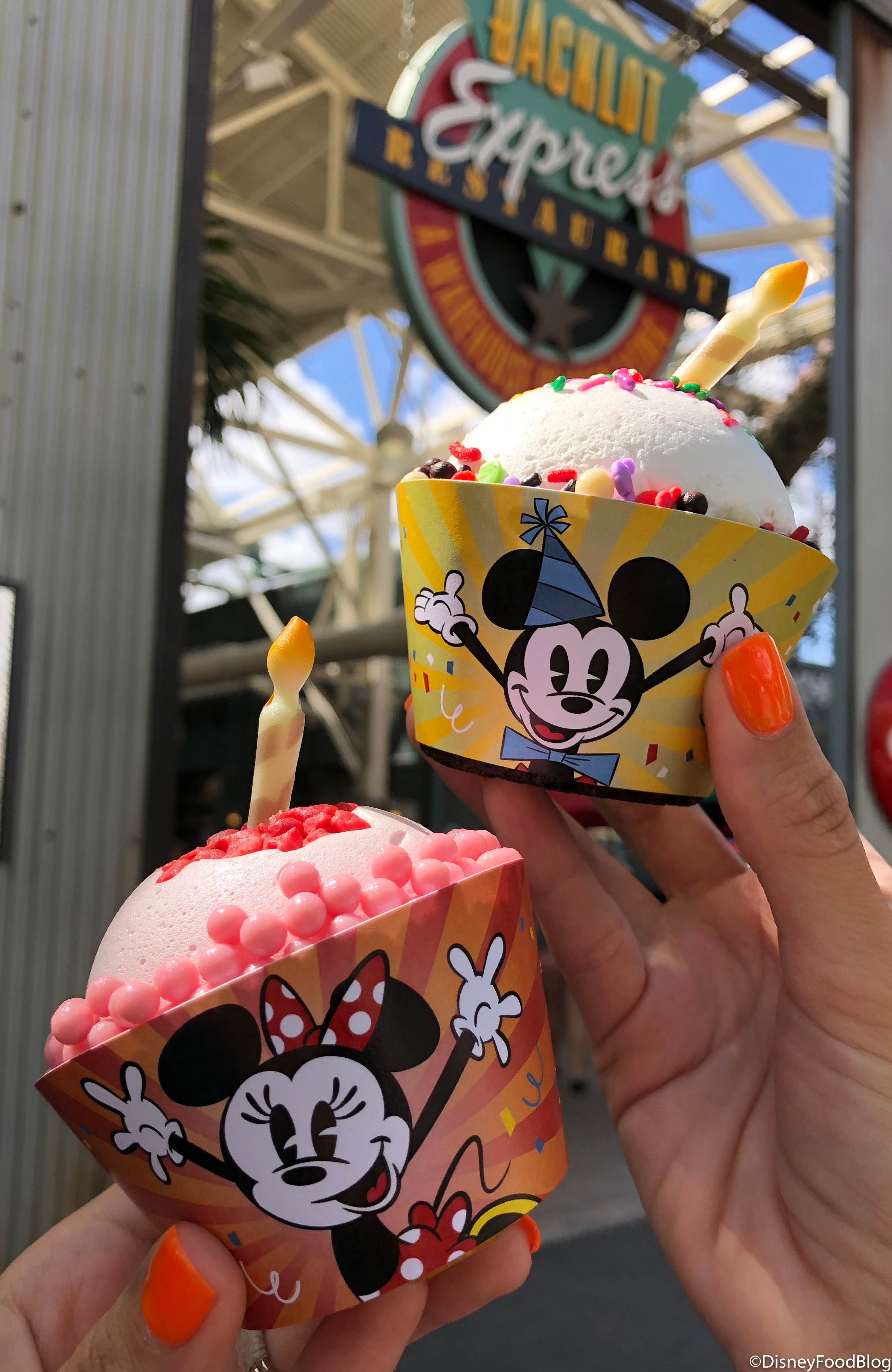 Review Mickey And Minnie Celebration Cupcakes For