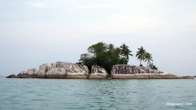 Belitung Island Diving Resorts & Liveaboards | Diving Belitung