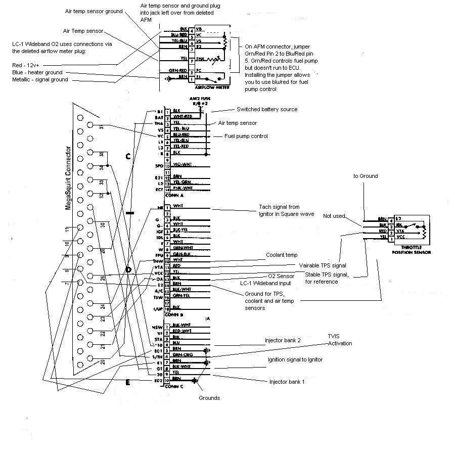 1992 Toyota Camry Parts Diagrams Diagram