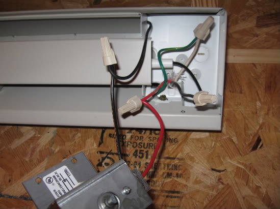 Diagram Electric Thermostat Heat Wiring