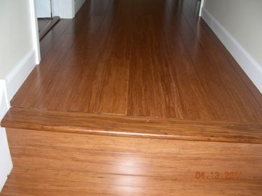 Wood Flooring And Stairs Flooring Diy Chatroom Home | Hardwood Floor To Stair Transition | Porcelain Tile | Molding | Stair Tread | Vinyl Plank | Carpeted Stairs