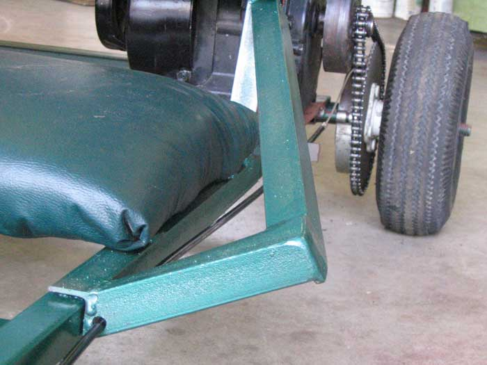 Make An Adjustable Go Kart Seat