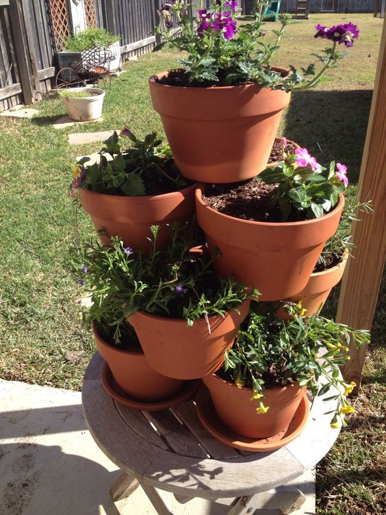 Terra Cotta Pots Lowes