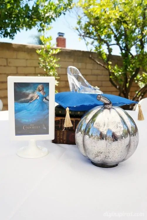 Cinderella Movie Party With Butterflies Diy Inspired