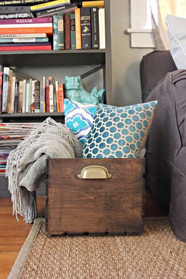 13 Diy Repurpose Wooden Crates Diy To Make
