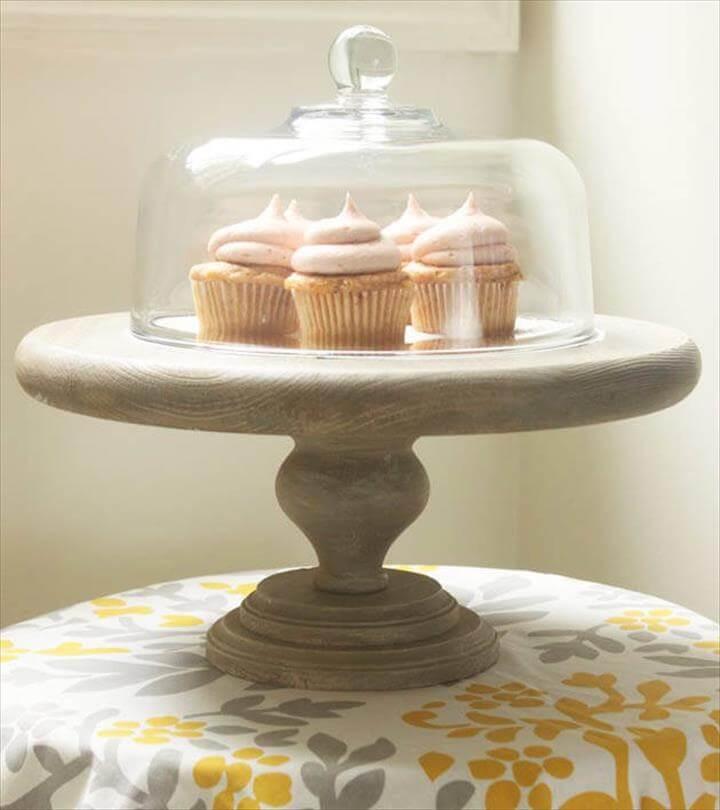 14 Amazing Diy Cool Cake Stand Ideas Diy To Make