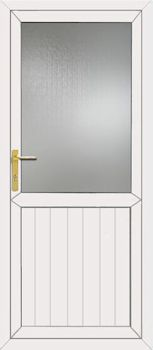 Half Glazed Cottage Upvc Door Cheap Upvc Tongue Amp Groove