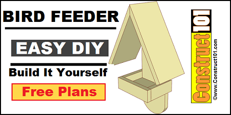 Diy Guides And Plans For Bird Feeder Projects