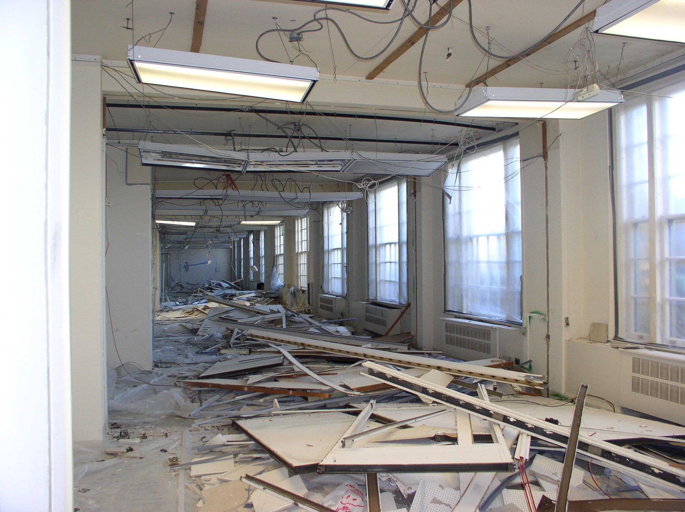 Usda South Building Wing 4 Renovation Photos