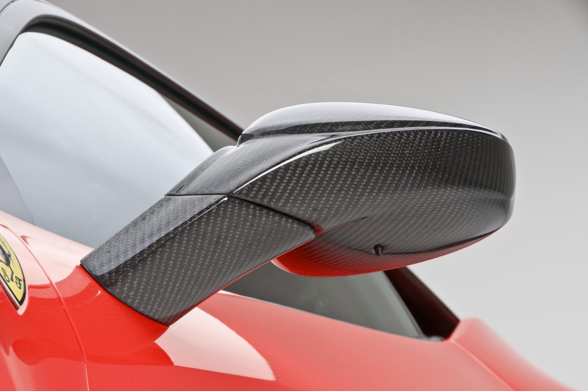 DMC Elegante: Carbon Fiber Body Kit for the Ferrari 458 Italia
