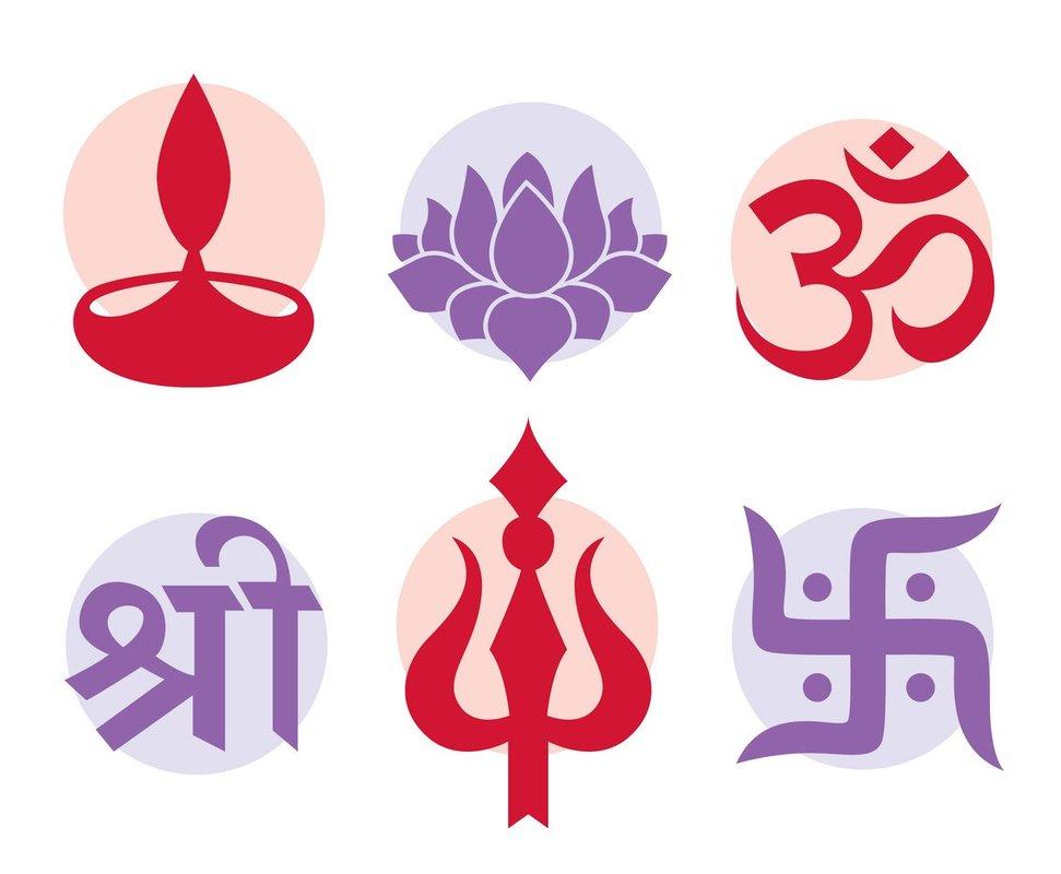 DNA Of Hinduism - Hindu Symbols & Customs