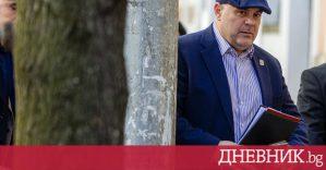 Гешев отрече обвиненията на Рашков, че е завел дело срещу бившия министър на ГЕРБ-България.