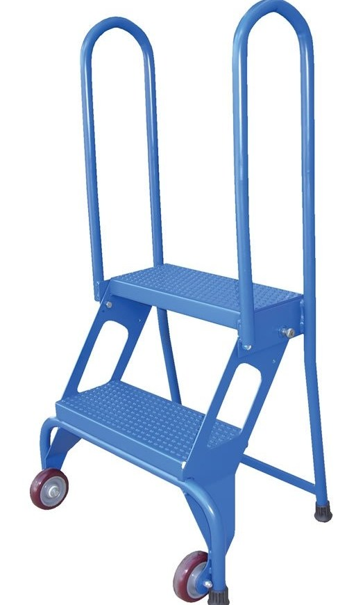 3 Step Portable Folding Step Ladders Portable 3 Step Folding Step   Portable Steps With Handrail   3 Step   Free Standing   Camper   Stair   Safety Step Ladder 4 Step