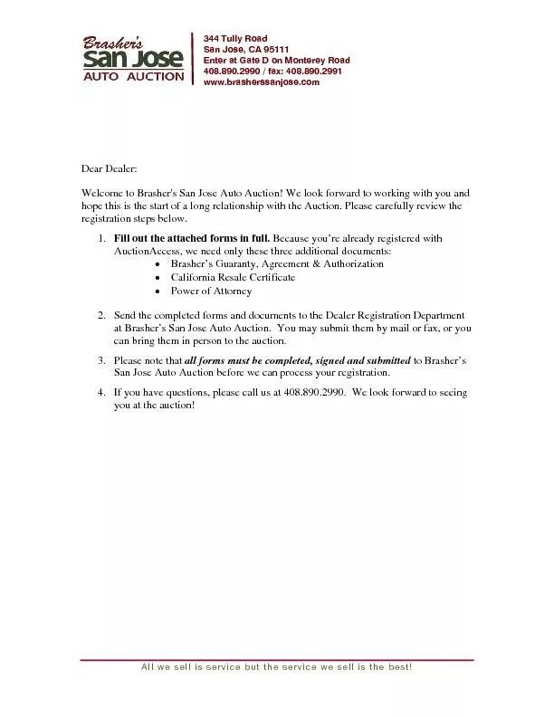 California Resale Certificate