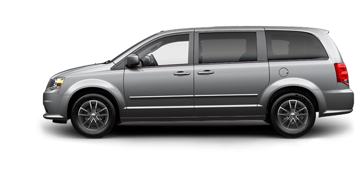 Grand 2017 Caravan Dodge Black Roof