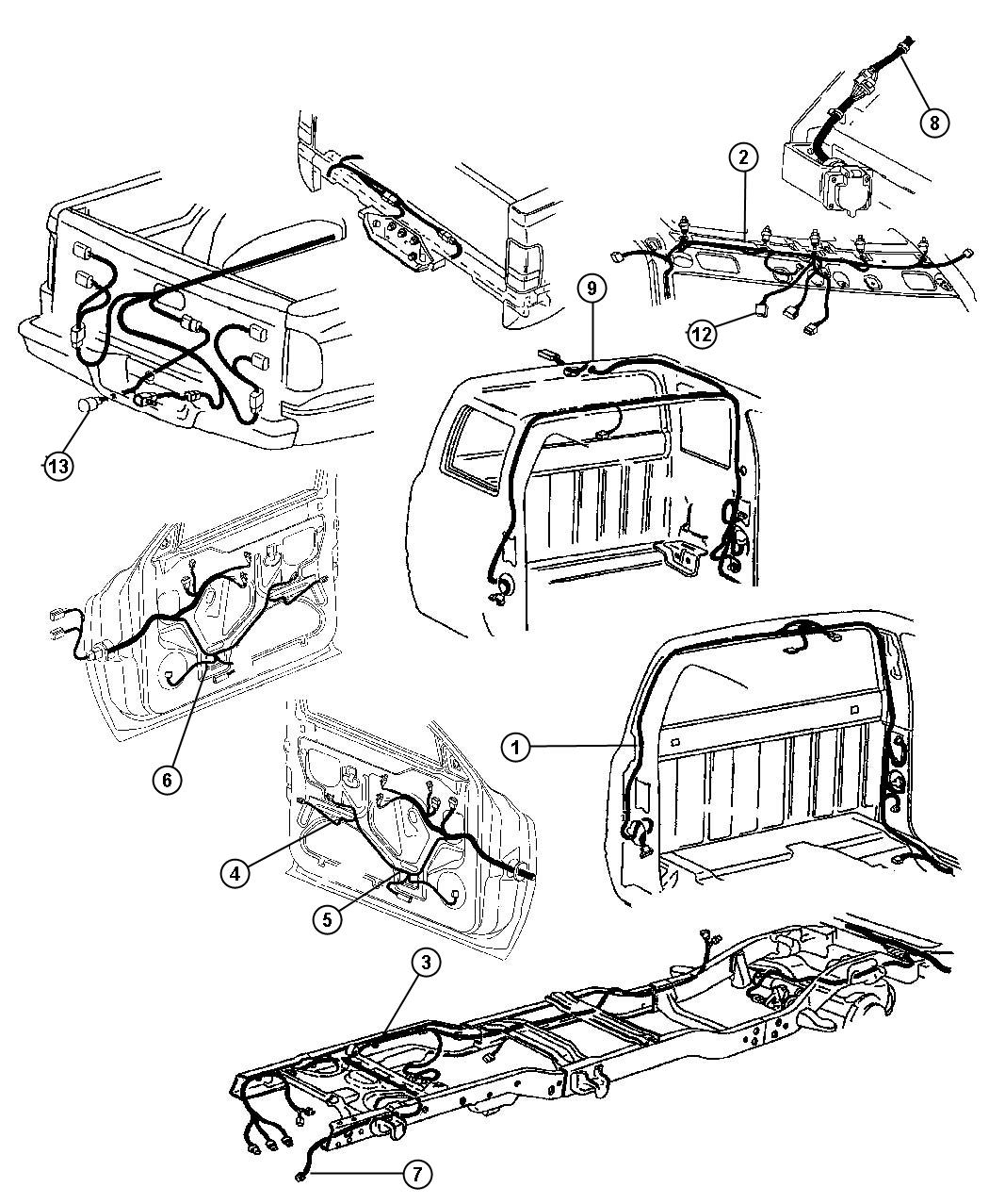 Ford ranger fuel pump problems together with 2005 chrysler pacifica v6 3 8l serpentine belt diagram
