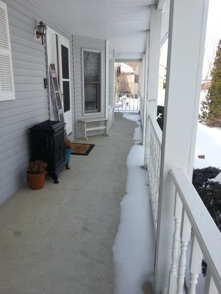 Porch Post Base