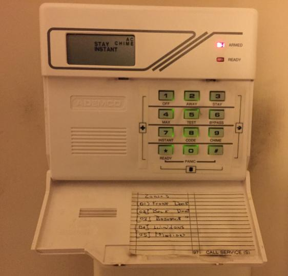 Wireless Do It Alarm Systems Yourself
