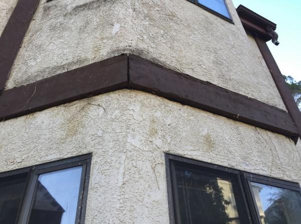 Tudor Exterior Trim Repair Doityourself Com Community Forums