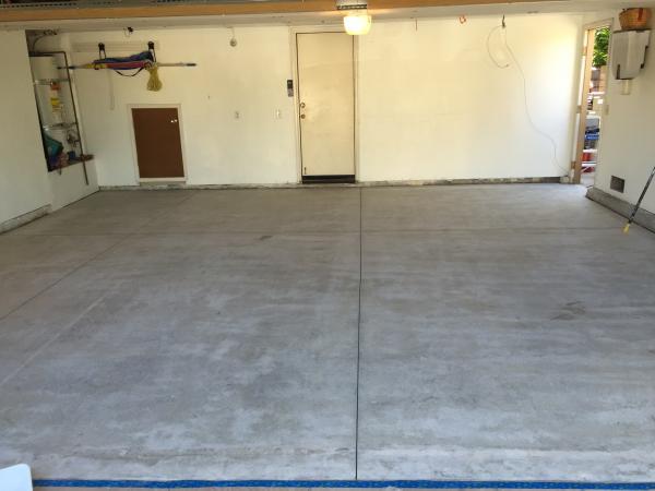 Epoxy Seal Garage Floor Doityourself Com Community Forums