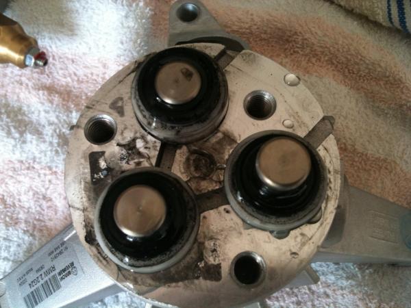 Karcher Pressure Washer Pump Rebuild