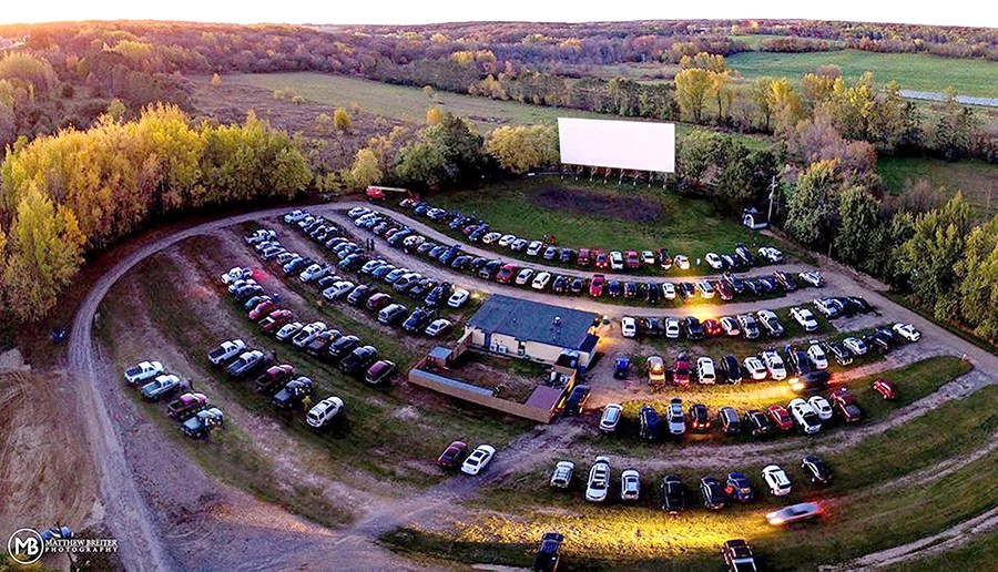 5 Classic Drive In Theaters With Rv Parking Amp Tent Camping