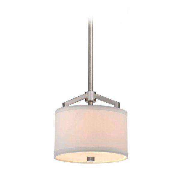 drum shade mini pendant light # 2