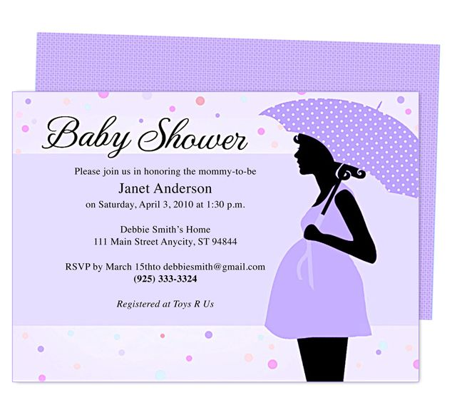 Joint Baby Shower Ideas