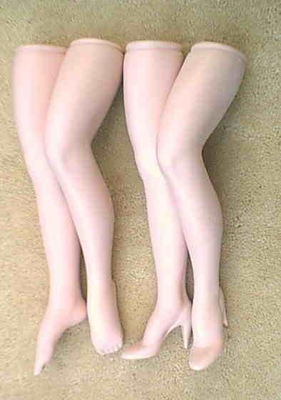 Doll Artworks Lady Fashion Dolls 22 To 23 Size Comparison