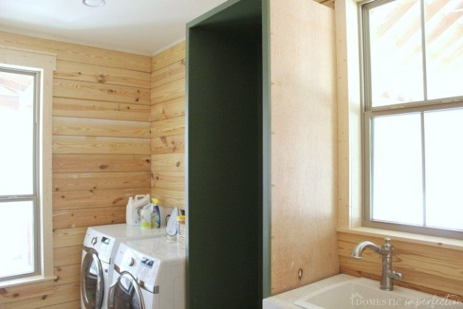 Installing Shiplap Over Drywall   Brick Flooring Samples   Domestic     how to install shiplap