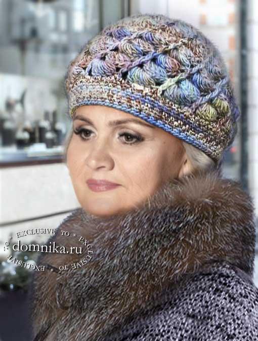 کلاه های بافندگی برای زنان مسن تر