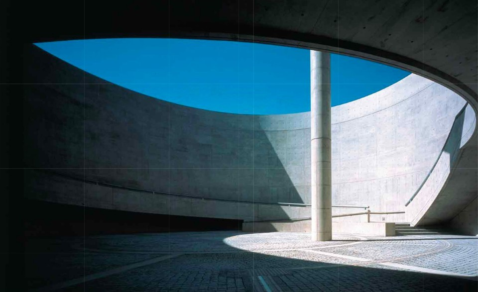 Ando Temple Architecture Tadao Water