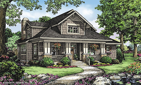 House Plan Designs Bungalow Home Plans