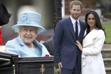 Harry e Meghan hanno chiesto un incontro privato alla Regina Elisabetta