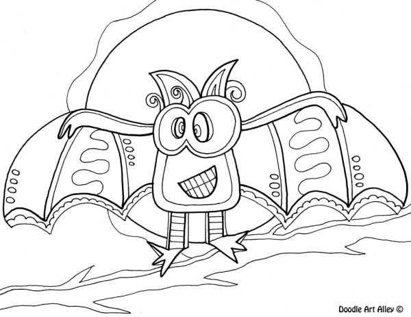 coloring pages halloween # 22