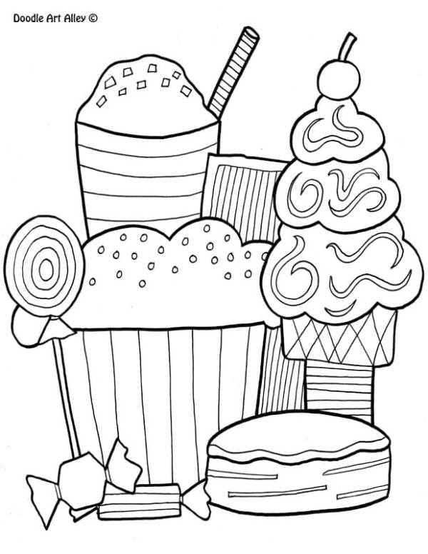coloring pages printable free # 36