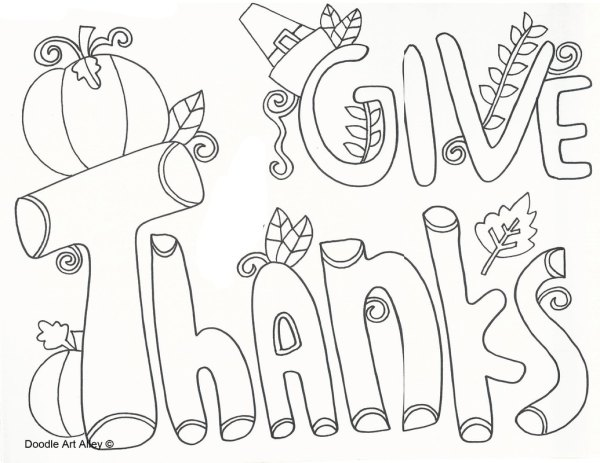 free thanksgiving coloring pages printable # 65