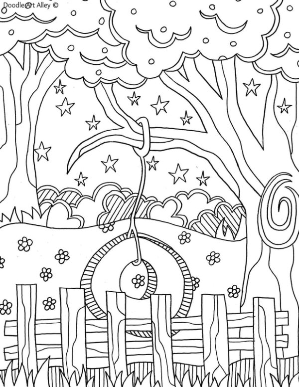 summer coloring pages printable # 13