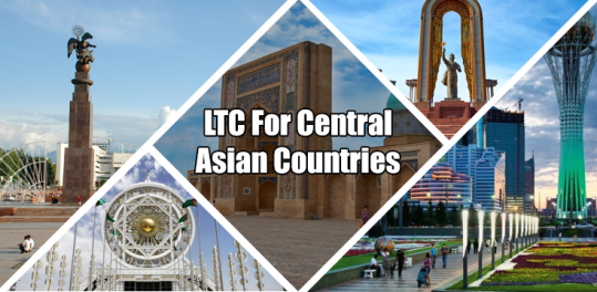 LTC Facility for Central Asian Countries  Go Abroad on LTC Scheme LTC Facility For Central Asian Countries