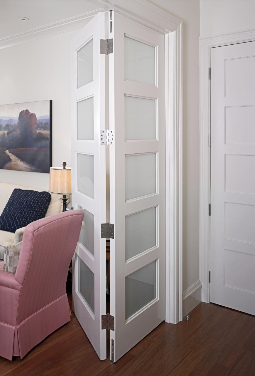 Bifold French Doors Interior