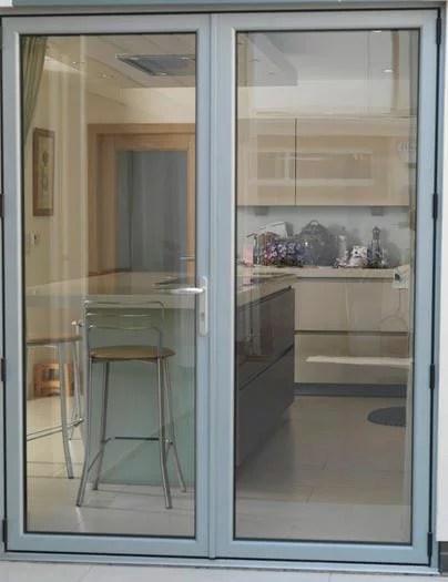 Visofold 1000 2 Door Aluminium Folding Sliding Door