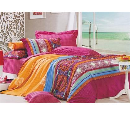 Yoste Twin Xl Comforter Set Girls Multicolored Dorm Room