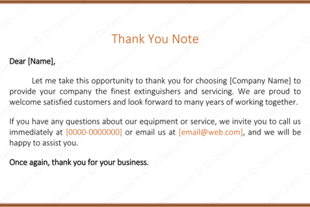 business thank you letter examples free professional resume