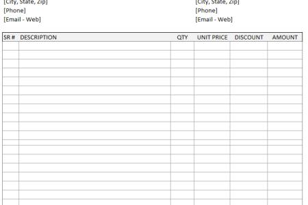 invoice templates microsoft word quickbooks invoice templates