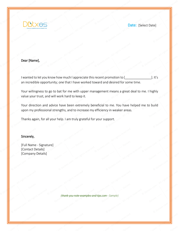 Appreciation letter professional appreciation letter spiritdancerdesigns Image collections